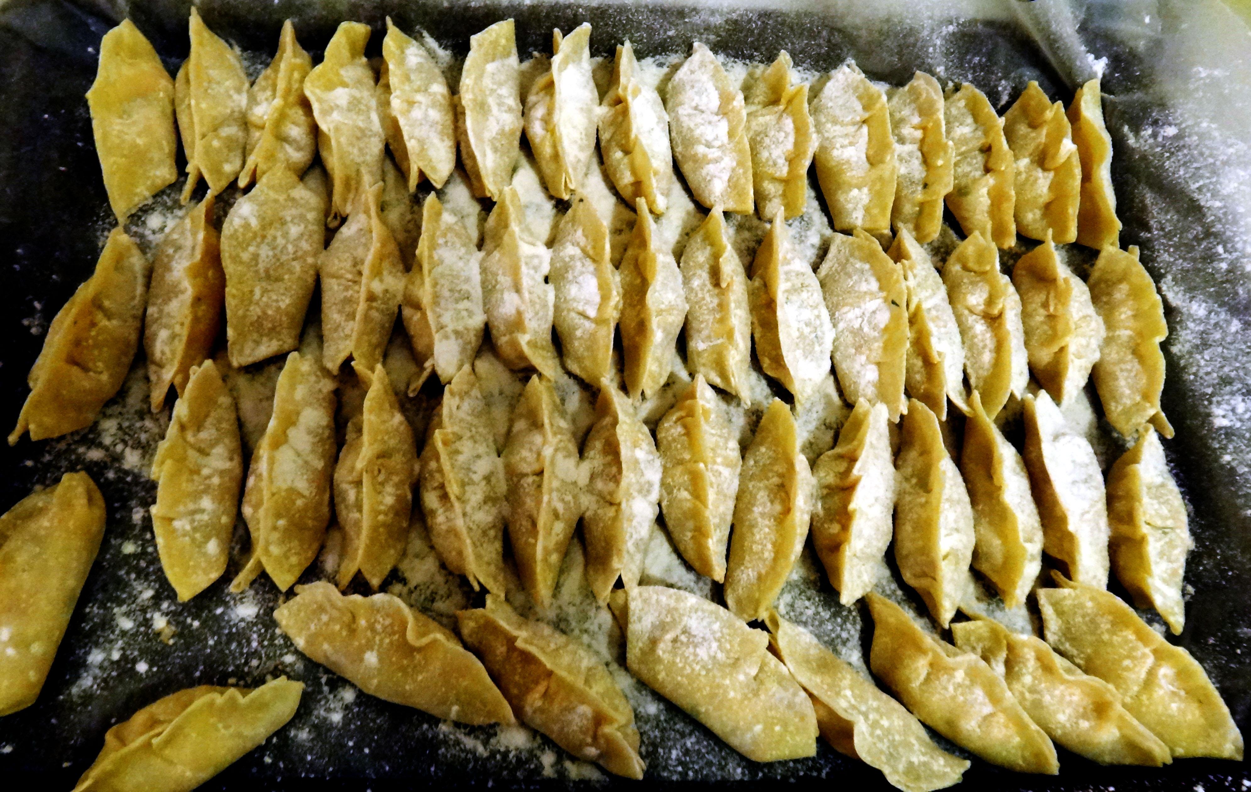 Maine Lobster Dumplings – The Pursuit Of Food